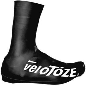 veloToze Road 2.0 Overschoenen Lang, zwart